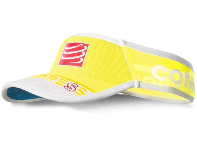 Compressport UltraLight Visor Fluo Yellow